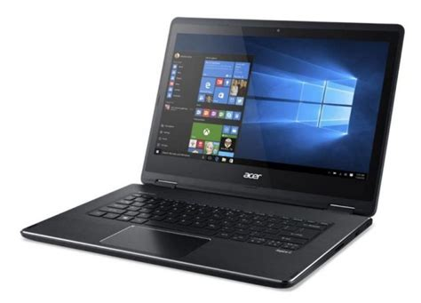 Laptop Acer R14 acer aspire r14 convertible notebook announced ubergizmo
