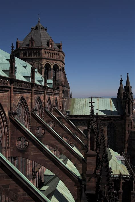 flying buttress age of faith and crusades gothic architecture