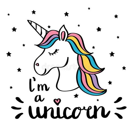 imagenes kawaii para dibujar de unicornios i m un dibujo del texto de la escritura del unicornio
