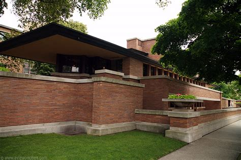 Robie House Chicago Robie House Chicago Pictures Wallpapers