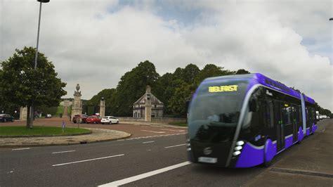 translink bus belfast