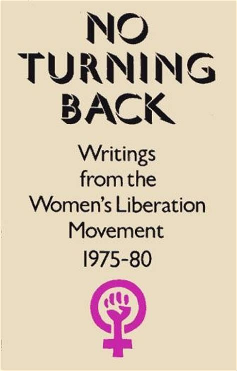 no turning back books no turning back book 1981 grassrootsfeminism net