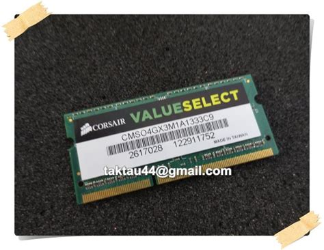 Ram Corsair Ddr3 4gb Laptop corsair 4gb ddr3 1333 pc3 10600 end 12 19 2017 5 39 pm