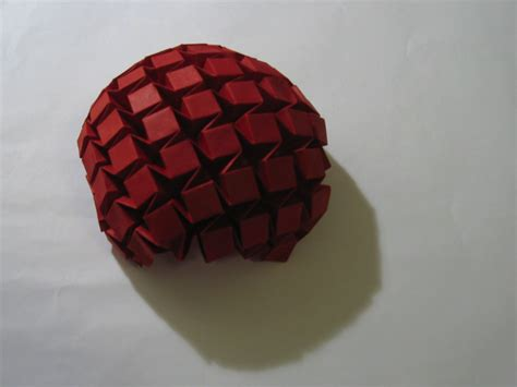 Origami Paper Bomb - water bomb eric gjerde happy folding