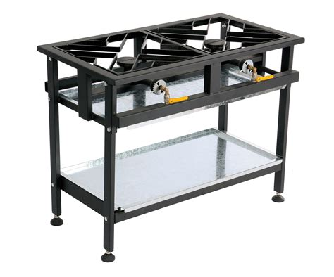 Gas Table Sale Warmer Drawers Boiling Table Gas Commercial 2 Burner