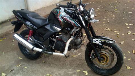 Modifikasi Motor Tiger 2013 modifikasi motor