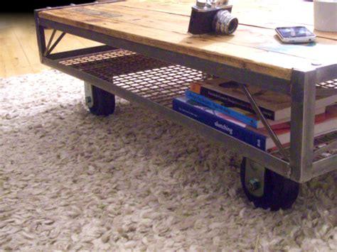 vintage pallet coffee table industrial pallet coffee table