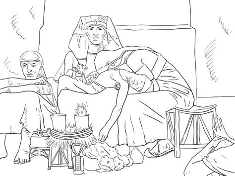 coloring pages for joseph in egypt joseph in egypt coloring pages coloring home