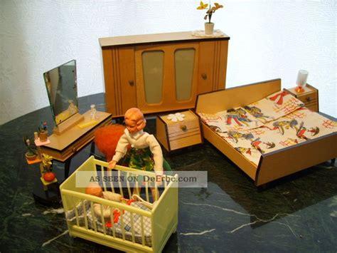 schlafzimmer 60er jahre kultiges schlafzimmer puppenm 246 bel 60er jahre zubeh 246 r