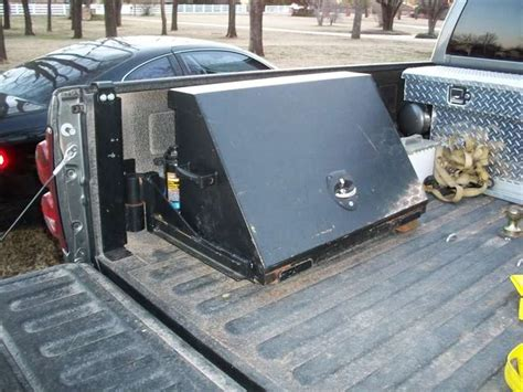 swing out truck bed tool box viewing a thread tool box truck mount pics