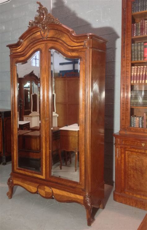 rosewood armoire french rosewood armoire 506550 sellingantiques co uk