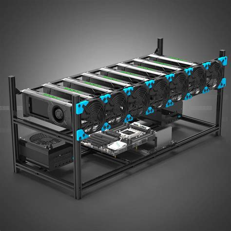Bitcoin Mining Gpu by Bitcoin Mining Rig 1 Gpu Alt Coins Pro Crypto Currency