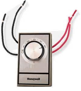 t498b1553 honeywell pole non programmable line voltage thermostat