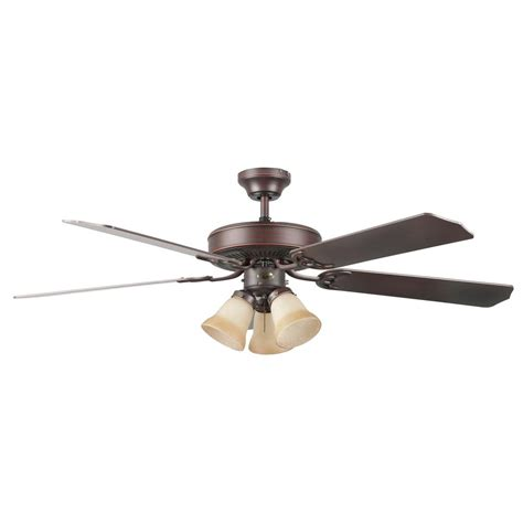 oiled bronze ceiling fan clarkston 44 in indoor oil rubbed bronze ceiling fan with
