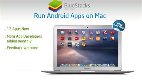 run apple apps on android run your android apps on both mac windows with blue stacks n tech