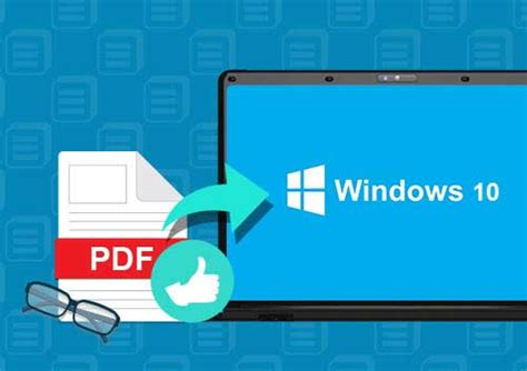 tutorial windows 10 pdf der beste windows 10 pdf reader den sie nicht verpassen k 246 nnen