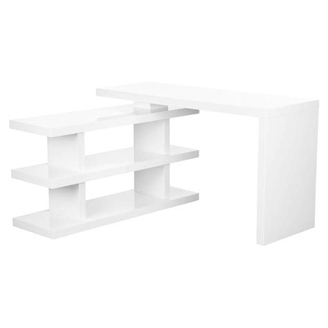 Moes From The Office by Compac Office Desk Shelves White Dcg Stores