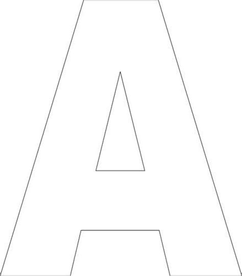 printable alphabet letters for sewing printable alphabet templates great for sewing crafts