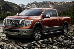 Nissan Titan Xd 2016 Nissan Titan Xd Reviews And Rating Motor Trend