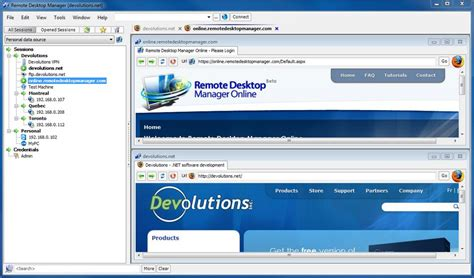 Ultravnc Totally Free Remote Pc Software With All The Bells Whistles by Remote Desktop Manager Free 4 5 3 0