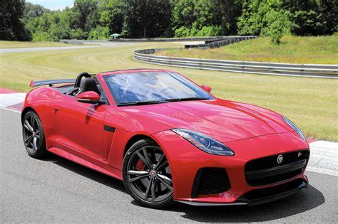 Jaguar Auto Rot by The Devil Drives The 2018 Jaguar F Type Svr Chicago Tribune