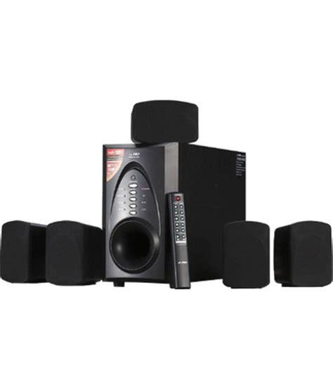 buy f d f700u 5 1 multimedia home theatre speaker system