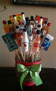 liquor gift baskets 25 best ideas about liquor bouquet on gifts 21 birthday gifts and 21st