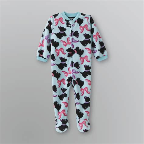 Infant Footed Sleepers by Joe Boxer Infant Toddler S Fleece Footed Sleeper