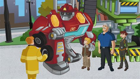 family rescue quot transformers rescue bots quot more or less exactly what meets the eye toonzone news