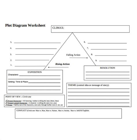 plot template plot chart templates 6 for free in pdf