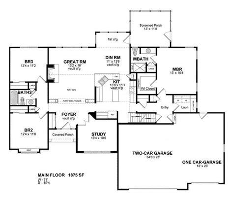 luxury 3 car garage ranch house plans new home plans design ranch house plans with 3 car garage home design 2017