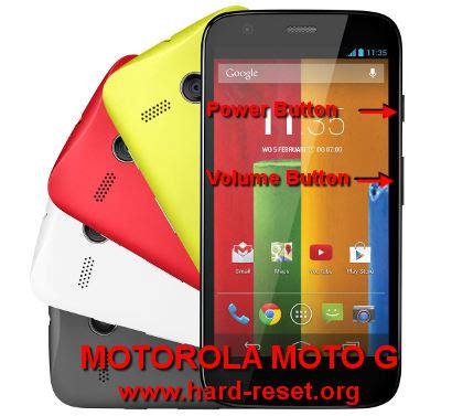 factory reset the moto g how to easily master format motorola moto g moto g dual