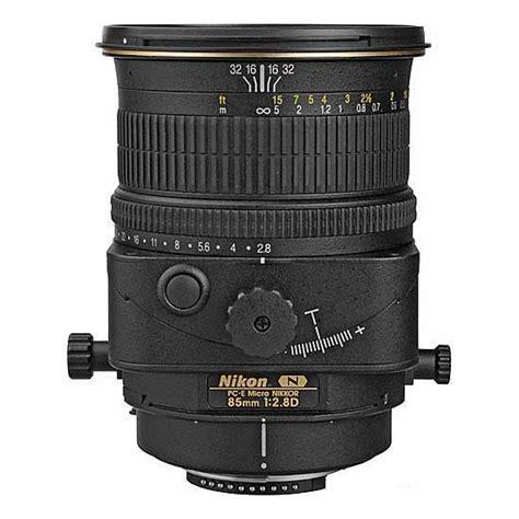 Nikon Lensa Af 50mm F 1 4d Hitam nikon pc e micro 85mm f 2 8d tilt shift harga dan