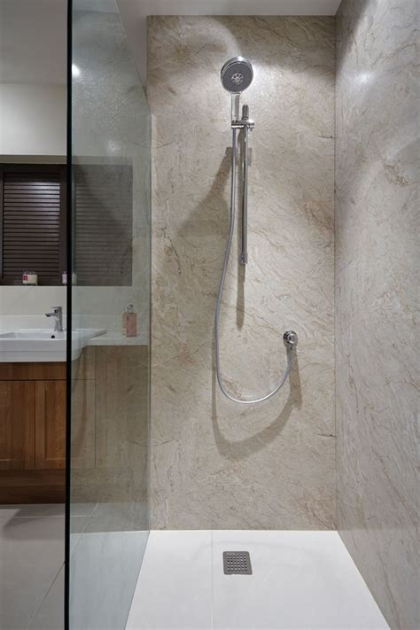 wood floor ceiling bath coming clean bathrooms pinterest 25 best ideas about laminate wall panels on pinterest