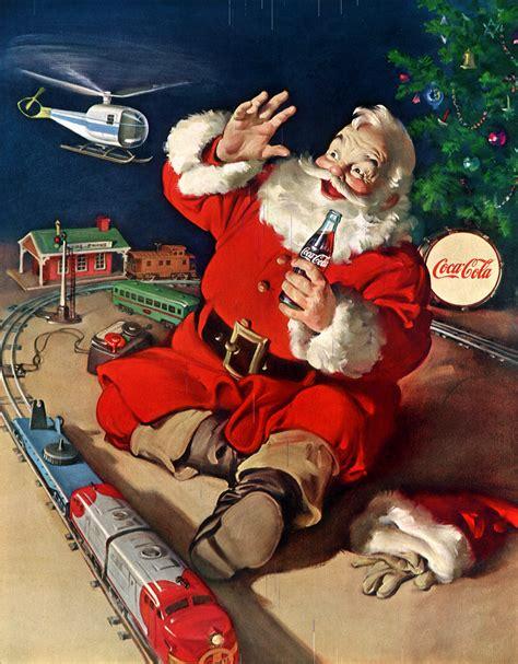 sint nicolaas en kerstman santa claus geschiedenis