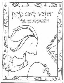 coloring book using water savewater jpg