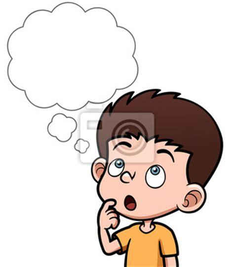 imagenes niños pensando animadas image gallery nino pensando dibujo