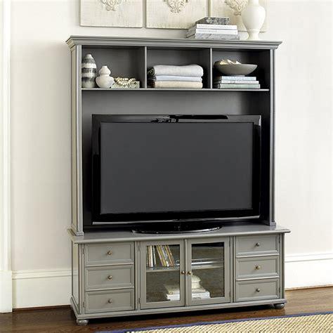 60 inch media cabinet vetrina media 60 inch console with hutch ballard designs
