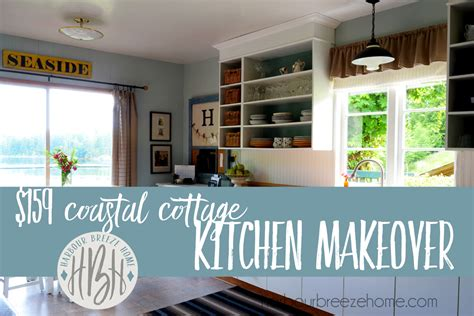 the 159 kitchen makeover revealed 80 s the 159 kitchen makeover revealed harbour breeze home