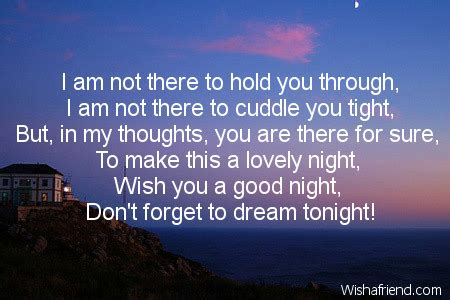 good night message for someone special for him messages