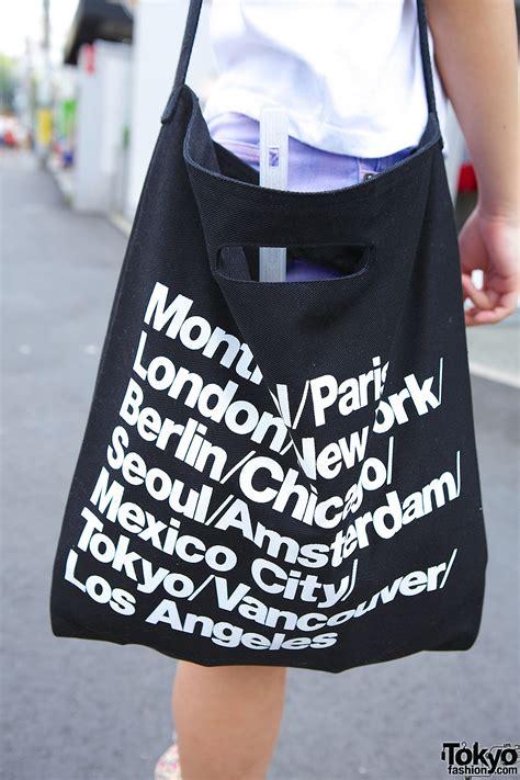 American Tote Bag tote bags american apparel style guru fashion glitz