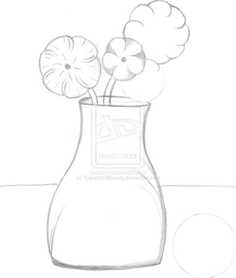 new how to draw a in a flower draw