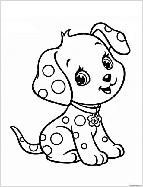 puppy coloring pages ideas  pinterest dog