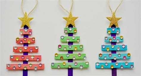simple craft for christamas celebrationo 37 easy diy crafts ideas for