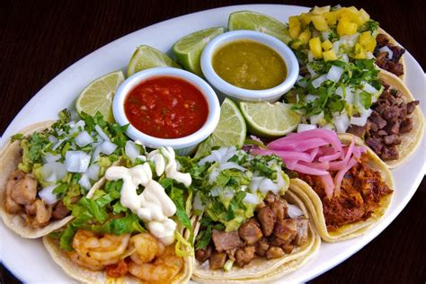 dishes of mexico top 6 countries in the world with the best cuisine
