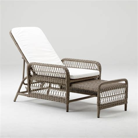 Rattan Reclining Chairs by Celia Rufey S Garden Ideas And Advice Ideal Home