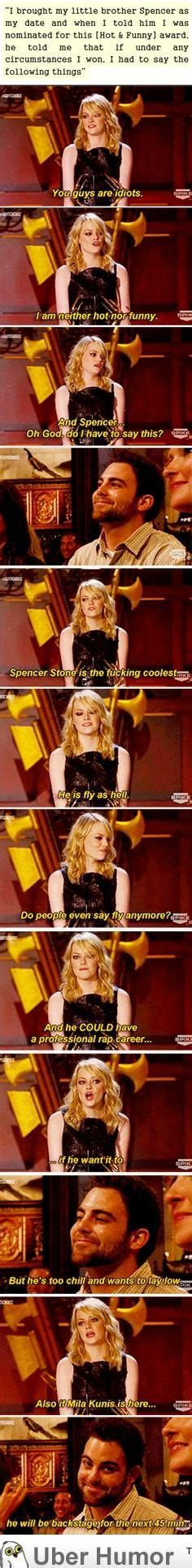 emma stone sister emma stone is by far the best sister ever his face