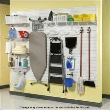 Garage Organization Utility Shelving Utility Room Storage Idea For Shed In Garage