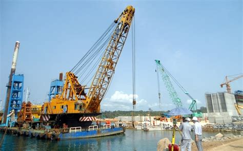 kribi port and industrial complex cameroon louis berger