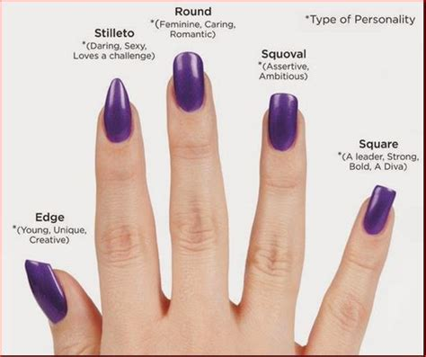 best shape how to choose the best nail shape how nigeria news